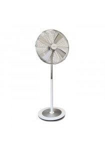 """Mistral MSF-1600m Stand Fan 16"""" White"""