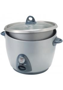 Khind RC106M Anshin Rice Cooker 0.6L SS Inner Pot