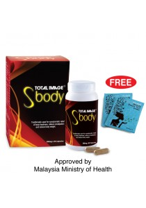 Total Image S Body 60 caps FREE Beauty Dutox Tea 2 sachets