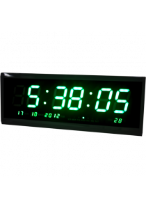 TL-4819 Digital Clock (Green)
