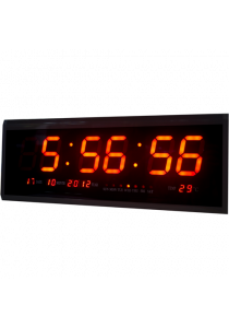 TL-4819 Digital Clock (Red)
