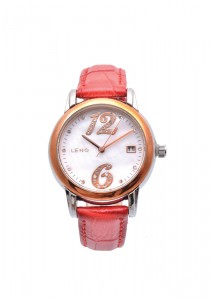 LENO Classic Round Face Maroon (TP55401)