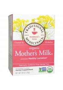 Organic Mother's Milk 16 Tea Bags (28g)