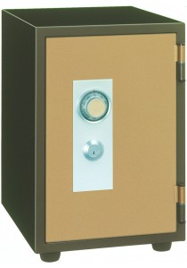 UCHIDA Fire Resistant Safe Box (UCHIDA TST - 53kg)