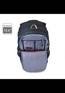 "Targus 15.6"" Element Laptop Backpack (Black) TSB227AP-50"