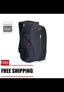 """Targus 15.6"""" Terra Laptop Backpack (Black) TSB226AP-50"""