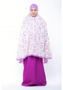 Kadza By Indrianna KZ-Cotton Series KZ-0058 (Purple)