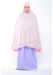 Kadza By Indrianna KZ-Cotton Series KZ-0062 (Light Purple)