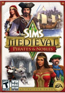 The Sims: Medieval - Pirates & Nobles - PC