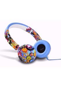 iDance TRACK 10 Street Design On Ear DJ Headphone with Mic