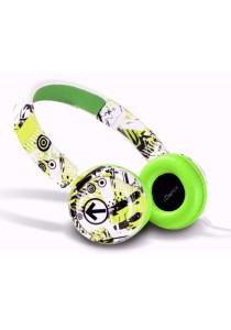 iDance TRACK 20 Street Design On Ear DJ Headphone with Mic