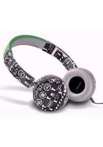 iDance TRACK 30 Street Design On Ear DJ Headphone with Mic