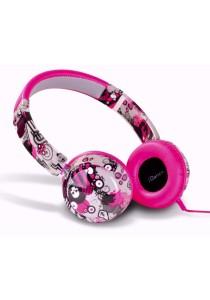 iDance TRACK 40 Street Design On Ear DJ Headphone with Mic