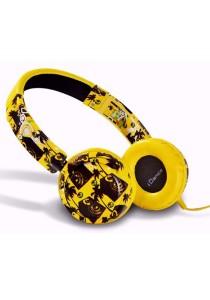 iDance TRACK 50 Street Design On Ear DJ Headphone with Mic