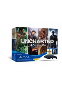 (Pre-Order) PlayStation Uncharted Adventure Pack PCAS-02022 HB [ Extra 1 controller] (Sony Malaysia Official Product)