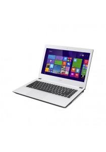 "Acer Aspire E5-473-P7YV 14"" (Pentium 3556U/2GB/500GB/W10 Home) (Cotton White)"