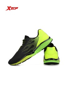 XTEP Men's Fire Dynamic Form 985419115861 - Green Black