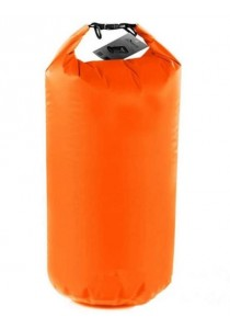 High Quality Water Proof Tube Bag Capacity 10L - 30 x 56cm (Orange)