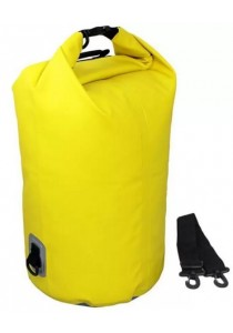 High Quality Water Proof Tube Bag Capacity 10L - 30 x 56cm (Yellow)