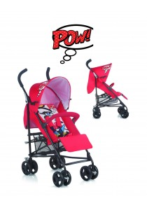 Sweet Heart Paris BG VALENCIA Alloy Frame Stroller (COMIC)