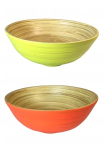 Oriental Tree Footed Serving Bowl