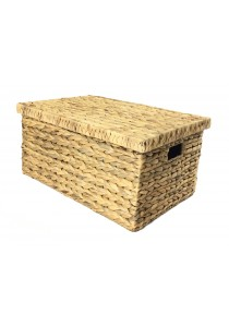 [BEST BUY] Weave & Woven Sweeter Storage Box with Lid (Natural)
