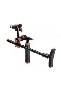Aputure MR-V1 Video Chest Stabilizer Support System Magic Rig HDSLR Video Bracket For DSLR Cameras and Camcorders by Dopobo