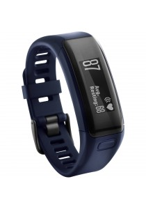Garmin Vivosmart HR Activity Tracker with Wrist-Based Heart Rate Monitor-(Midnight Blue Regular)