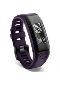 Garmin Vivosmart HR Activity Tracker with Wrist-Based Heart Rate Monitor-(Imperial Purple Regular)