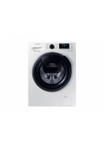 SAMSUNG WW10K6410 Front Load Washer with Add Wash, 10.5 kg
