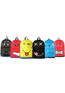 Smiley SS1641 18 Inch Emojis Backpack (PLPC-SS1641)