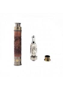 X-Fire Wood Tube Battery + Protank 2 Atomizer E-Cigarette - Dragon
