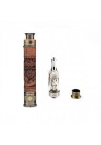 X-Fire Wood Tube Battery + Protank 2 Atomizer E-Cigarette - Mask