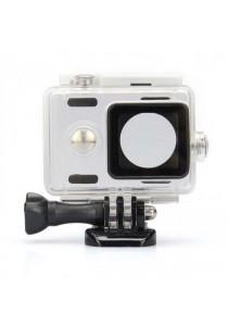 Original Waterproof Case for Xiaomi Xiaoyi Yi Sports Action Camera - White