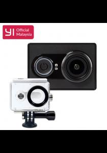 YI Action Camera Original (Black) + Waterproof Case