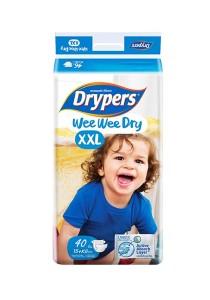 Wee Wee Drypers Diaper XXL40