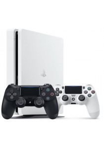 Playstation 4 Slim 500GB White + 1 FREE ADDITIONAL CONTROLLER