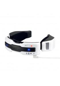 G2T N1 PLUS Electric Scarf-White (L Size)