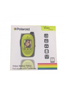 Polaroid Video walkie talkie