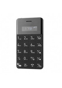 Wime T1 TalKase Mini Mobile Phone (Card Size), Connect & Sync