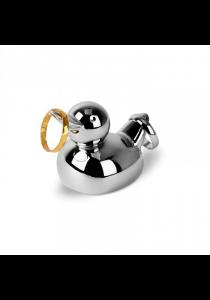Ring Holder, Umbra, Zoola Duck Ring Holder (Chrome)