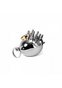 Ring Holder, Umbra, Zoola Porcupine Ring Holder (Chrome)