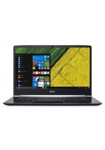 Acer Laptop Swift 5 SF514-51-55UG  (Intel Core I5 7200/4GB DDR4 RAM/256 SSD/WIN10) - Black (Free Acer Backpack)