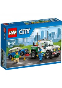 LEGO CITY Pickup Tow Truck (60081)