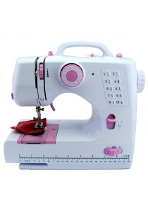 Sewing Machine HL-508B 10 Sewing options - Pink