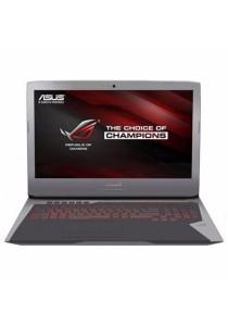Asus ROG G752V-SGB140T I7-6700HQ/16GB/256GB SSD+1TB/17.3''/GTX1070/W10-Black