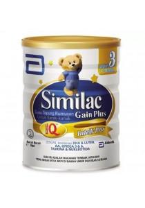 Abbott Similac Gain Plus Intelli-Pro Step 3 (1-3years) 900g