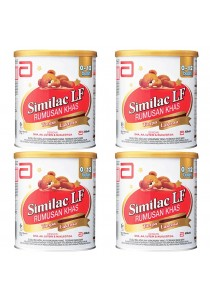 Abbott Similac LF (0-12month) 850g (4 tin)