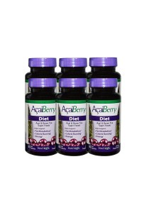 Natrol Acai Berry Diet 360 Capsules Fat Burning Supplement