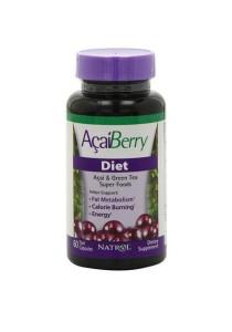 Acai Berry Diet 60 Capsules Fat Burning Supplement